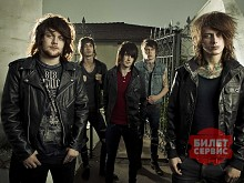 Концерт Asking Alexandria