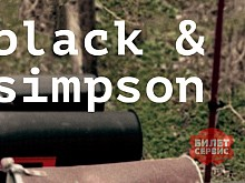 Спектакль Black and Simpson