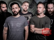Концерт The Dillinger Escape Plan