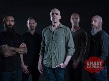 Концерт Devin Townsend Project
