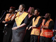 Концерт Harlem Gospel Choir