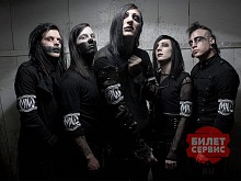 Концерт Motionless in White