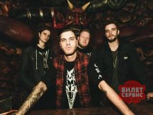Концерт Ice Nine Kills