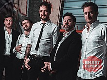 Концерт Frank Turner and The Sleeping Souls