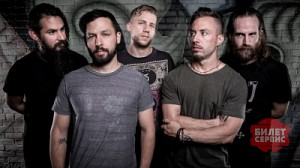 Билеты на The Dillinger Escape Plan в Клубе Volta