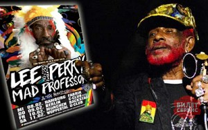 "Билеты на Lee ""Scratch"" Perry & Mad Professor в Клубе RED"