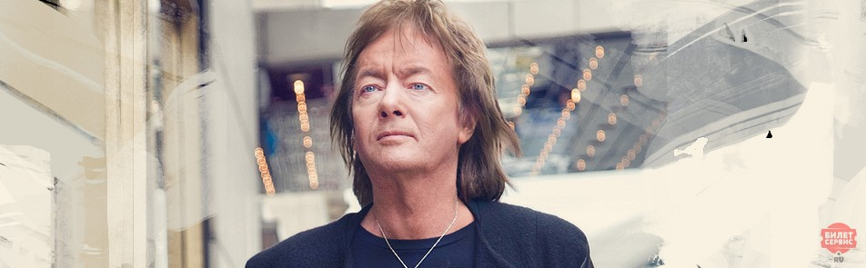 Билеты на Chris Norman (Криса Нормана) в Крокусе Сити Холле