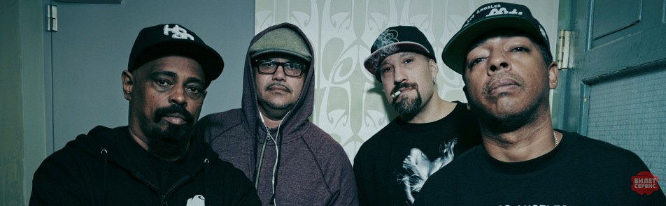 Билеты на Cypress Hill в Adrenaline Stadium